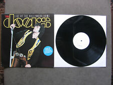 THE DOORS Jim Morrison Live At Hollywood Bowl TEST PRESSING LP Vinyl FEW COPIES!