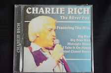 Charlie Rich - The silver fox   CD New and sealed  (B18)