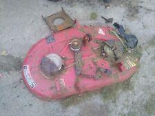 "Toro 13/38 hxl wheelhorse 38"" deck"
