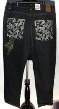 Wu Tang Clan Hip Hop Rap Symbole Musique Jeans Veste Vêtements Broche Haut 0MJ/&@