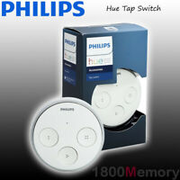 Philips Hue Wireless Tap Switch Remote Control for LED Light Bulb Home WiFi