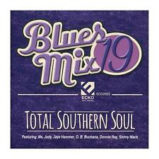 VARIOUS ARTISTS BLUES MIX, VOL. 19: TOTAL SOUTHERN SOUL USED - VERY GOOD CD