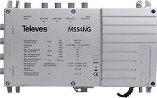 Televes /Preisner MS58NG Multrix Kompakt-multischalter, 5 Eingänge, 8 Ausgänge