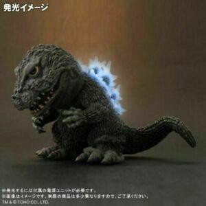 X-Plus Deforeal Godzilla 1962 RIC light up version vs King Kong