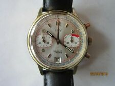 Belle Montre Chronographe suisse Lov , Valjoux 7734
