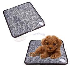 Pet Dog Cat Waterproof Electric Heating Pad Heater Warmer Mat Bed Blanket  New
