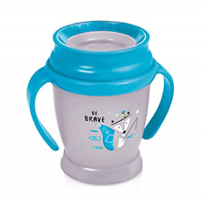 LOVI 360 Degree Toddler Trainer Sippy Cup   9m+   210 ml   BPA Free   SteriTouch