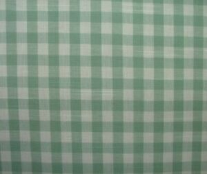 Duck Egg' 100/% Cotton Fat Quarter Makower 'Gingham Half or Whole Metre