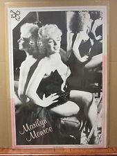 vintage Marilyn Monroe mirror Poster original poster classic 5464