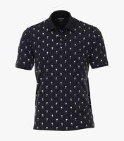 Casa Moda - Herren Polo Shirt aus hochwertigem Baumwollmix (903388400A)