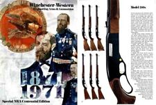 Winchester Arms and Ammo 1971 Catalog - Nra Centennial