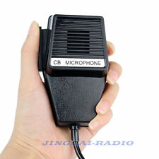 CB Radio Replacement Microphone 4-Pin Mic for Cobra Uniden