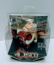 West Coast Choppers, Hot Wheels, Cisco the Pit Bull. 1:18th Scale