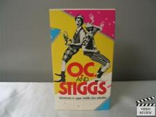 O.C. & Stiggs (VHS, 1987) Daniel H. Jenkins Neil Barry Paul Dooley