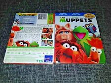 The Muppets Futureshop Blu-Ray+DVD Combo Viva Metal Box Steelbook New and Sealed
