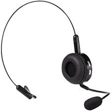 Cobra CWA BTH8 Bluetooth Headset with T5 Sonance Noise Canceling Techn