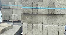7.2m2 Full Pallet Solid Dense Concrete Block 7.3N 440mm x 215mm x 100mm