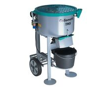New Heavy Duty Compact Mixer TMS2000 For all types of screed, mortar, concrete
