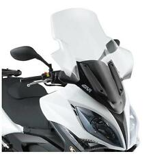 GIVI Windscreen D295ST clear for Kymco Xciting r 300i - 500i 09-14 Windshield
