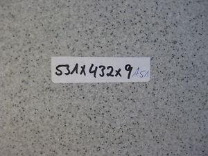 Mineralwerkstoff Corian Platte 531x432x9 (A51)