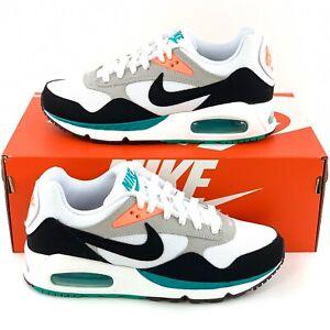 Nike Air Max Correlate Mango Women's Shoes Sneakers White Black Green 511417 136