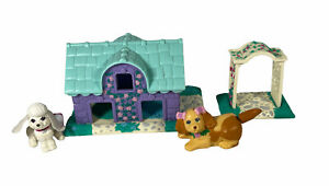 Tonka Kenner Littlest Pet Shop Puppy Magic Birthing Mom Doghouse 1995