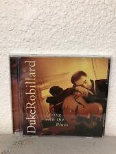 Duke Robillard - Living With The Blues (CD, 2002, Stony Plain (Canada)) - Excel