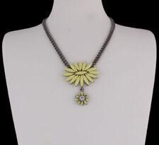Verstellbare Floral Modeschmuck-Halsketten