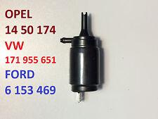 Pumpe Scheibenwaschanlage OPEL CORSA B  1.0 i 12V, 1.2 i, 1.2 i 16V,1.4SI,1.4i