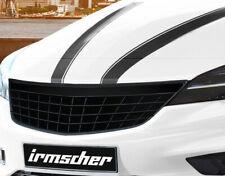 Original Irmscher Opel Astra K Kühlergrill im Carbon Look