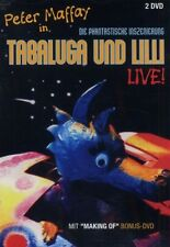 "PETER MAFFAY ""TABALUGA UND LILLI LIVE"" 2 DVD NEW+"