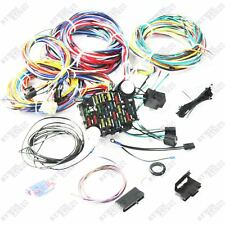 Extra Long Wiring Harness 21 Circuit  FOR CHEVY Mopar FORD Hotrods UNIVERSAL