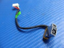 HP Chromebook 11 G4 11.6 Genuine DC IN Power Jack w/ Cable 778634-FD1 778634-TD1