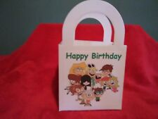 The Loud House Personalized Birthday Party pack 12 Favor Boxes/bag