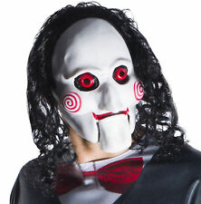 Saw - Jigsaw Billy Puppet Adult Half Mask