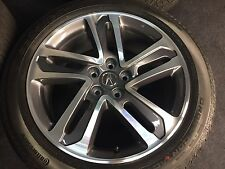 4 NEW GENUINE ACURA MDX 20 INCH WHEELS TIRES RIMS 2017 NEWEST SET ON EBAY RARE