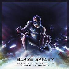 Endure and Survive: Infinite Entanglement, Pt. 2 by Blaze Bayley (Bayley Cooke) (CD, Mar-2017, Blaze Bayley)