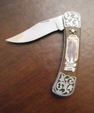 Franklin Mint Wyatt EARP Pocket Knife, NO pouch