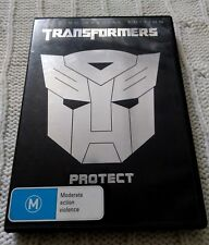 TRANSFORMERS – DVD, 2 DISC SPECIAL EDITION, R-4, LIKE NEW FREE POST IN AUSTRALIA