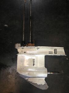 40 Johnson outboard gear box
