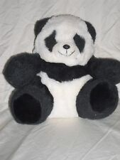 American Wego Panda Bear Vintage 1995  Plush Soft Toy Stuffed Animal 11""