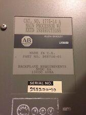 Processore principale Modulo 1775-L4 Allen Bradley 966716-01 apparecchio usato