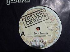 "Sports ""Poor Mouth"" MUSHROOM LOST DEMO Oz 7"""