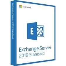 Exchange Server 2016 Standard (Key + Download Link)