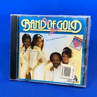 [NEW] Band Of Gold – The Album | CD Germany Soul Disco 6 Tracks CD 9016 RARE