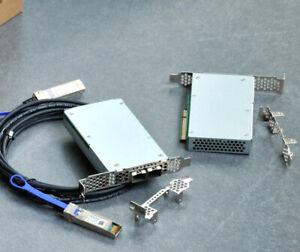 MOD Mellanox ConnectX-3 MCX312 LIKE Dual Port 10 Gigabit Ethernet RMDA/RoCE