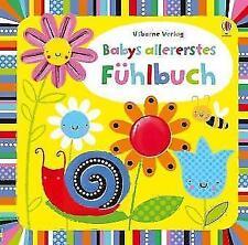 Babys allererstes Fühlbuch von Fiona Watt (2015, Gebundene Ausgabe)