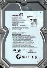 Seagate ST32000542AS F / con : CC38 P/N: 9tn158-513 2tb Wu 5xw Barracuda LP