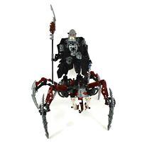 LEGO Bionicle Vezon and Fenrakk Set 8764 Complete No Instructions No Box