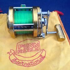 Vintage PENN International 6 Big Game Reel